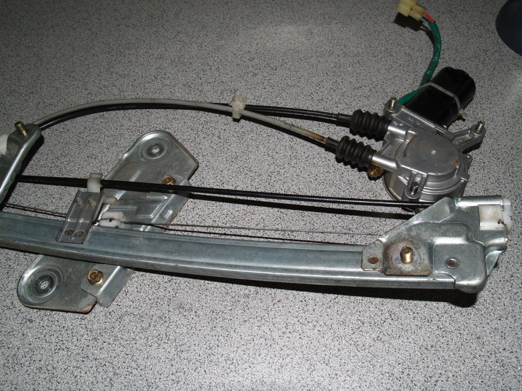 elektr fensterheber links probe 1 ford probe shop. Black Bedroom Furniture Sets. Home Design Ideas