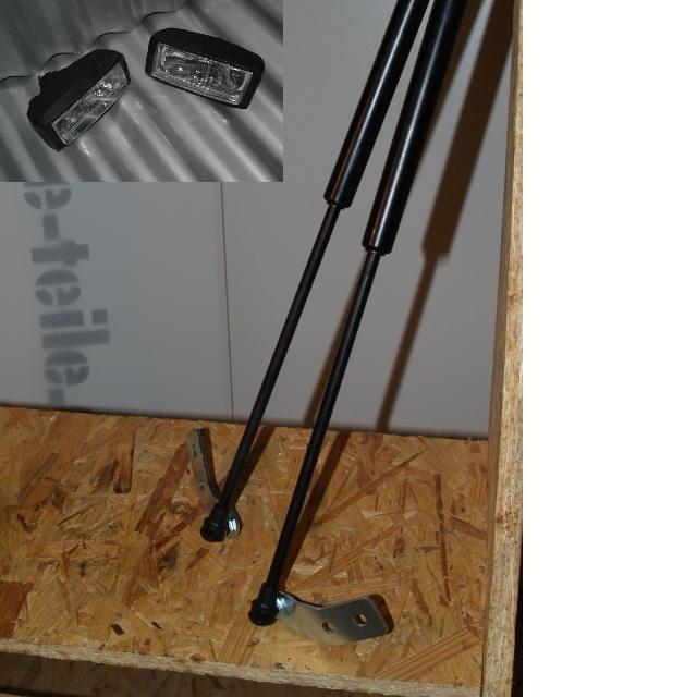 set 2x heckklappend mpfer fernscheinwerfersatz probe ii. Black Bedroom Furniture Sets. Home Design Ideas
